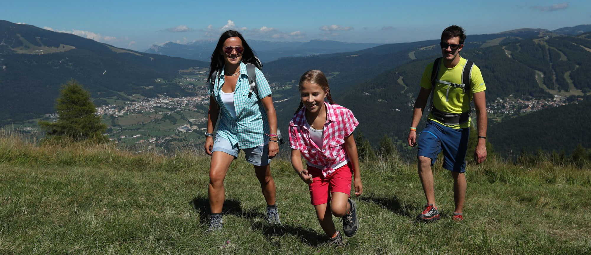 Excursions and outdoor sports with the family: everything you can do in an area of Lavarone, Folgaria and Luserna.  Hotel Lavarone : a family friendly hotel